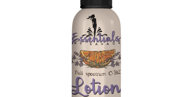 300mg Full Spec Lotion