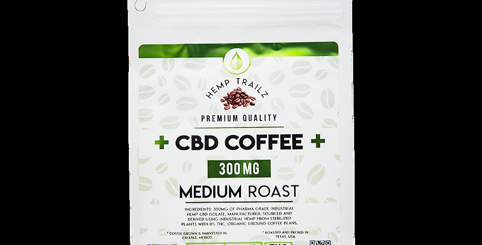 Medium Roast CBD Coffee