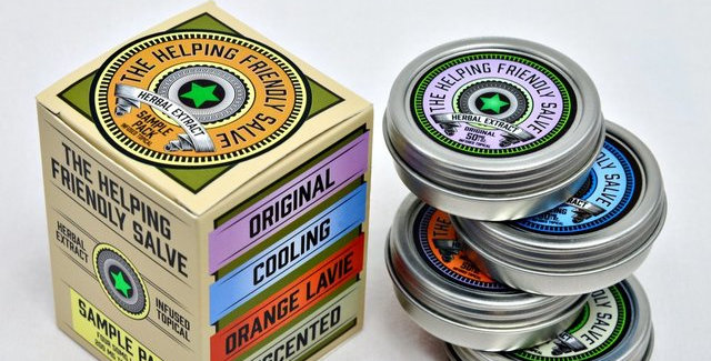 Infused 4 pack salve