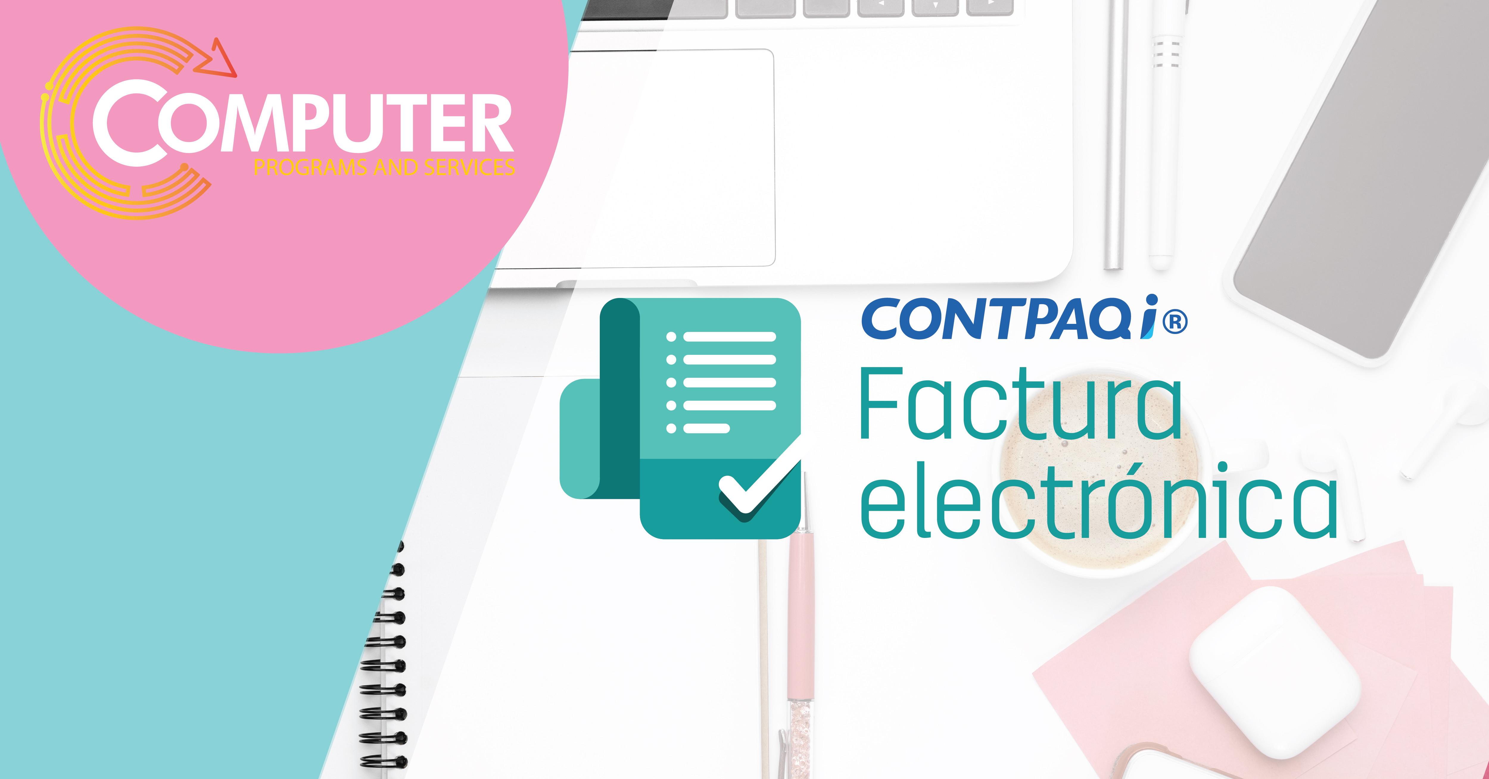 CURSO CONTPAQi FACTURA ELECTRONICA