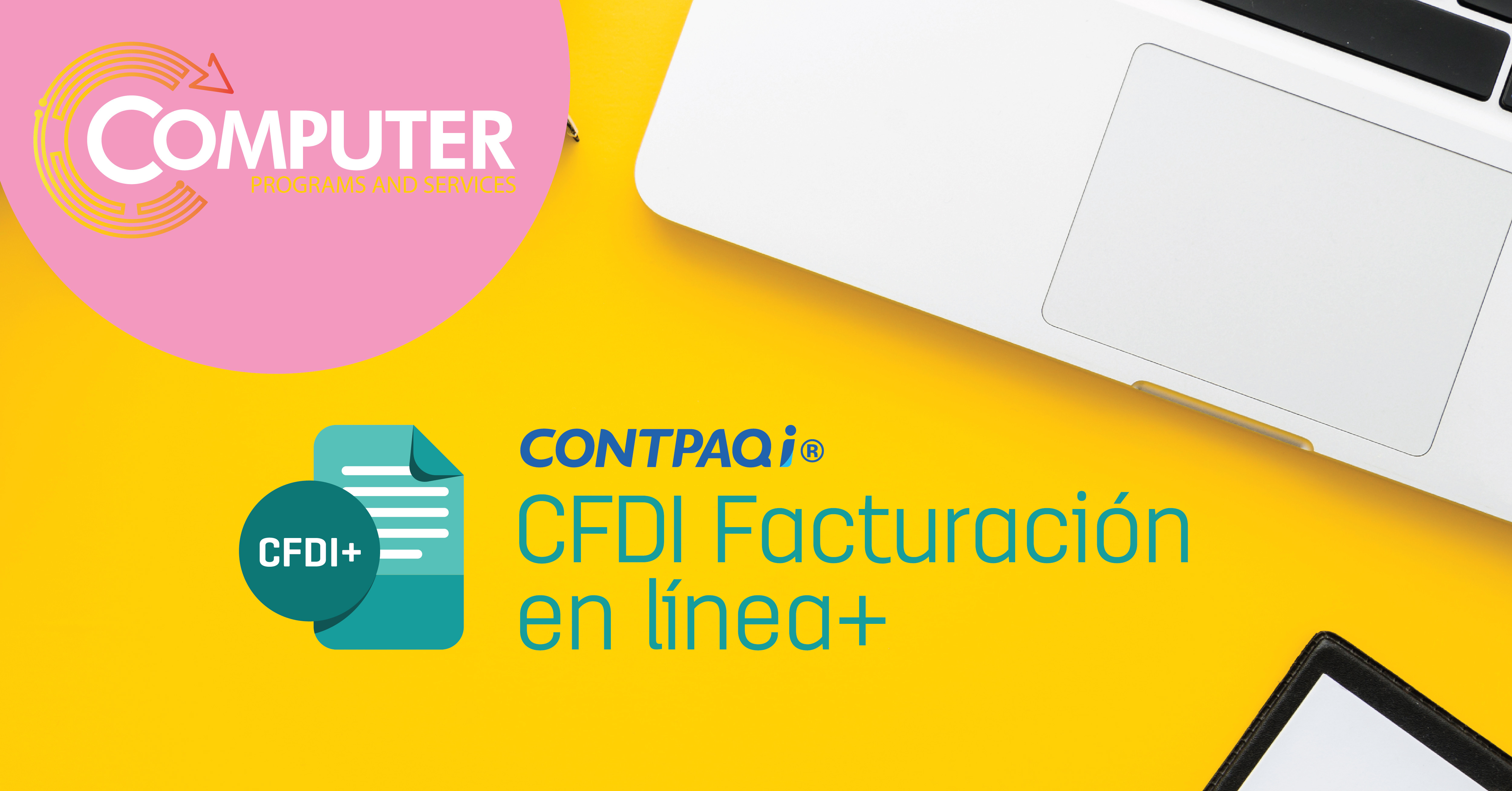 CURSO CONTPAQi CFDI FACTURACIÓN EN LINEA