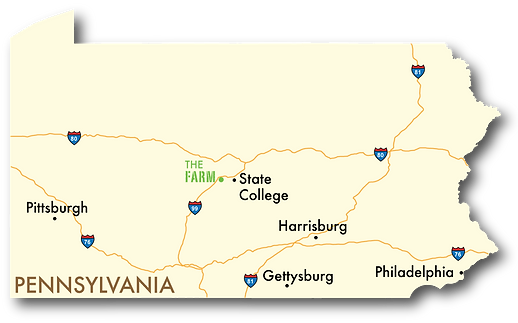 The Farm State College PA