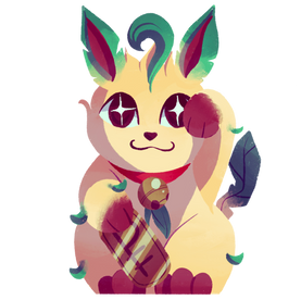 Lucky Leafeon