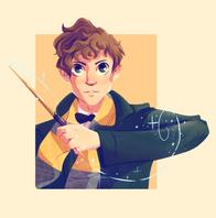Newt Scamander (Harry Potter)