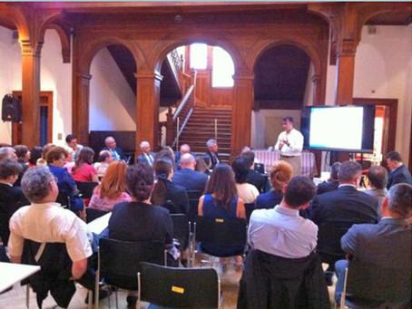 Première conférence internationale sur le sujet: culture francaise = culture d'innovation du XXIe si
