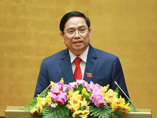 vietnam.Nouveau Premier Ministre du Gouv