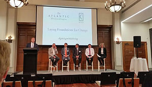 Learnings from our Great Philanthropists  August 26, 2015