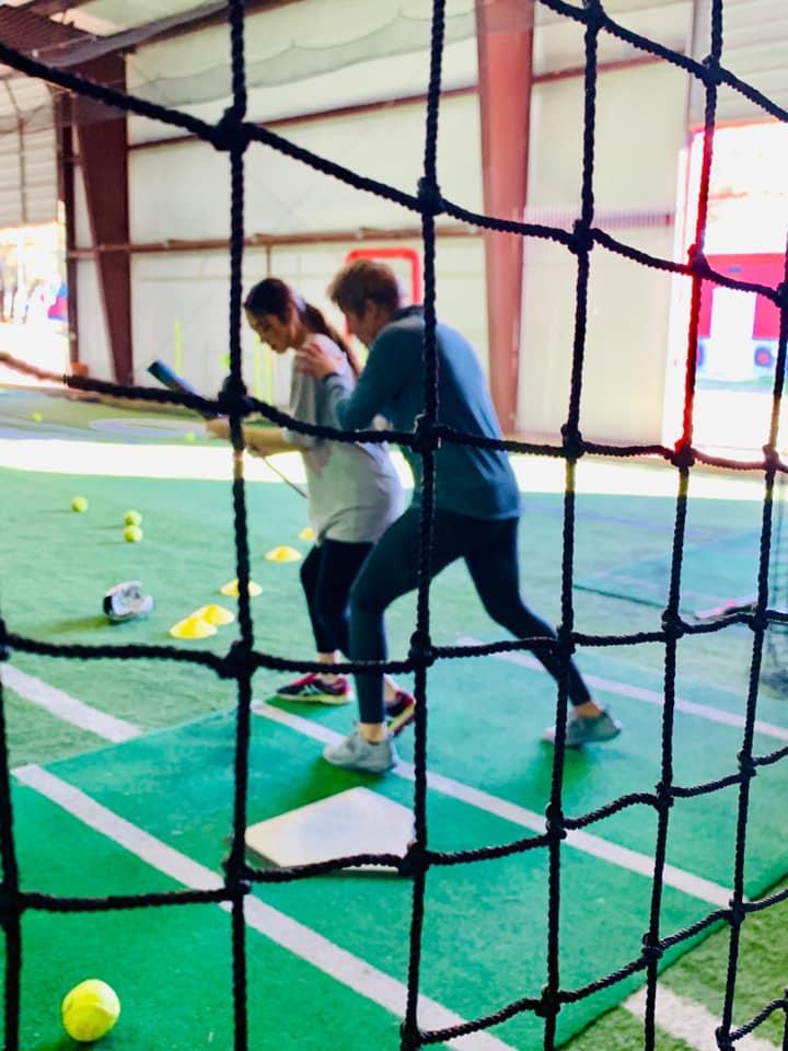 Advanced athletic training