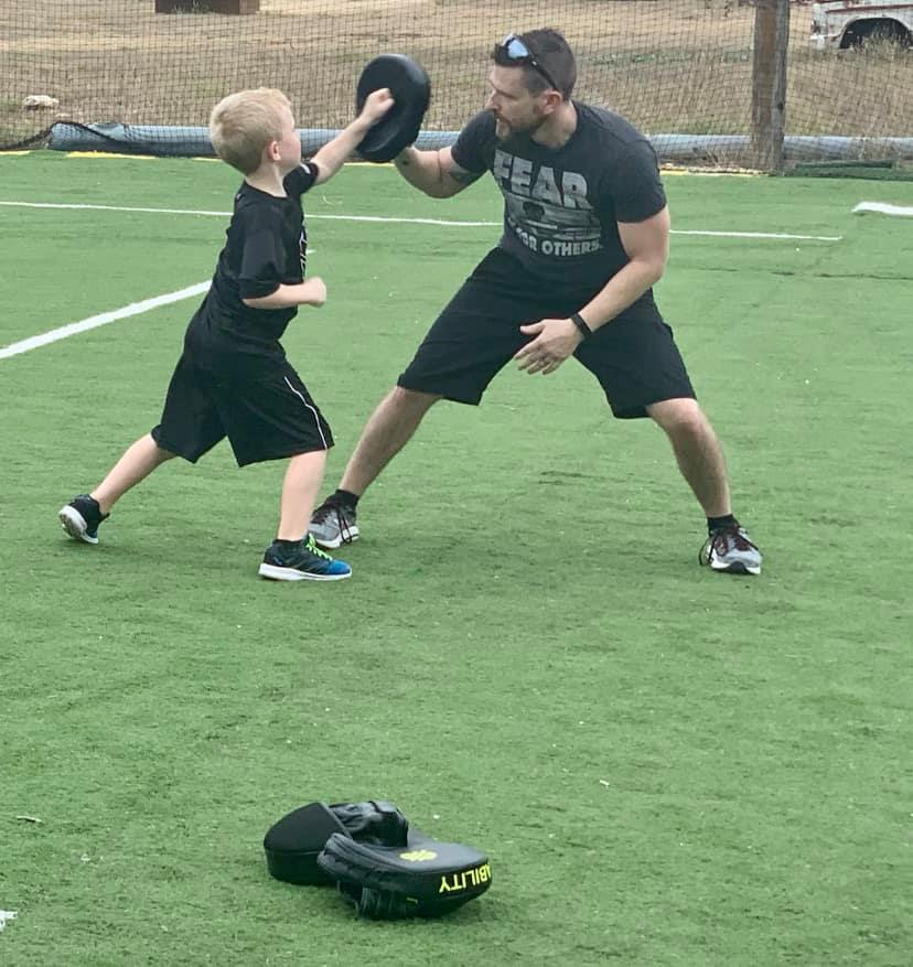 Classes for Speed and Agility avail.