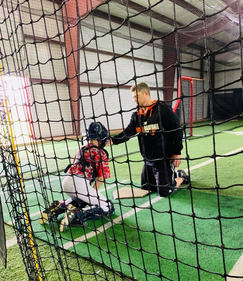 Private Baseball & Softball Lessons