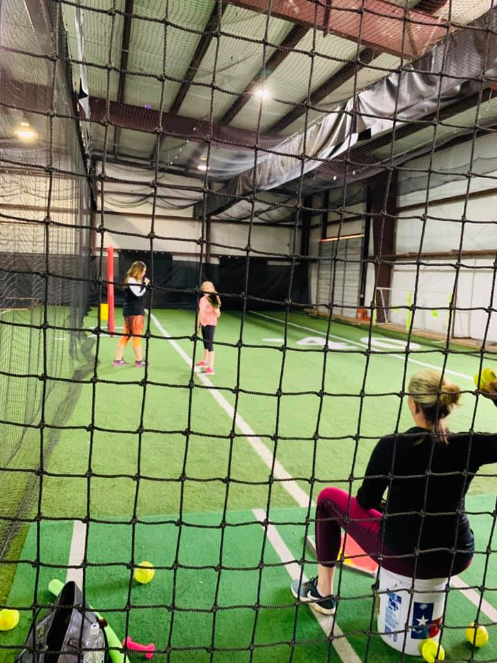 Softball Lessons @ Revo Sports