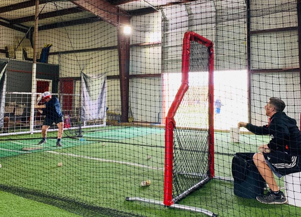 Private Baseball Lessons @ Revo