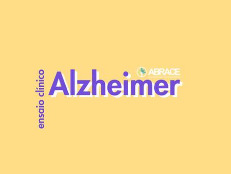 Ensaio Clínico: Alzheimer