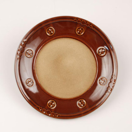 Silverado Salad/Desert Plates set of 4