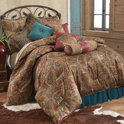 San Angelo Bed Set, Queen