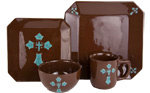 Cross 16pc. Dinnerware Set