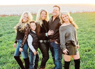 McCoy's Farm & Ranch Family: The Kennedys!