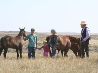 McCoy's Farm & Ranch Family: the Eddleman Family