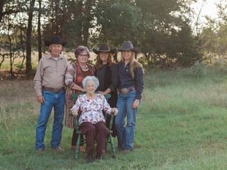 McCoy's Farm & Ranch Family: The Beams