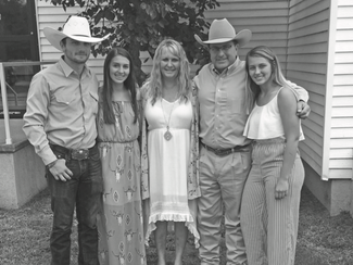 McCoy's Farm and Ranch Family: The Harter Family of Region 1