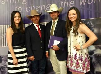 The Walker Family, Region I's McCoy's Farm and Ranch Family