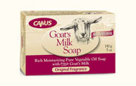 Canus Goats Milk Soap 5oz. Bar