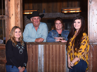 The Solomon Family, Region VIII's McCoy's Farm and Ranch Family