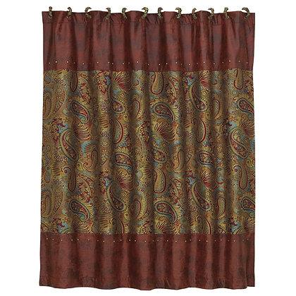 San Angelo Shower Curtain