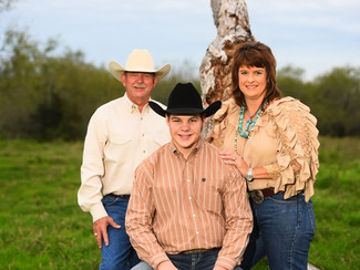 The Eppright Family, Region VI's McCoy's Farm and Ranch Family
