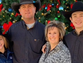 McCoy's Farm & Ranch Family: Ohrt Family