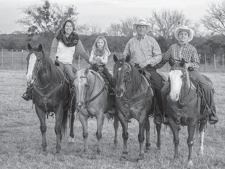 McCoys' Farm and Ranch Family: The Stewart Family