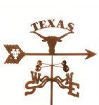 Texas Longhorn Weathervane