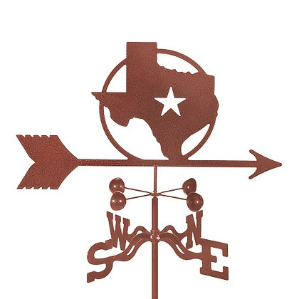 Texas Star Weather Vane