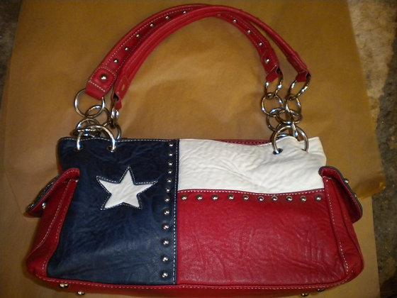 Texas Flag Handbag