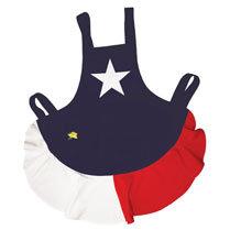 Texas Flag Ladies Apron