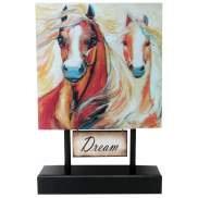 Marcia Baldwin Dream Pedestal Plaque
