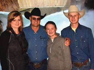 McCoy's Farm & Ranch Family: The Ohrt Family