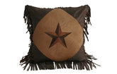 Laredo Star Pillow