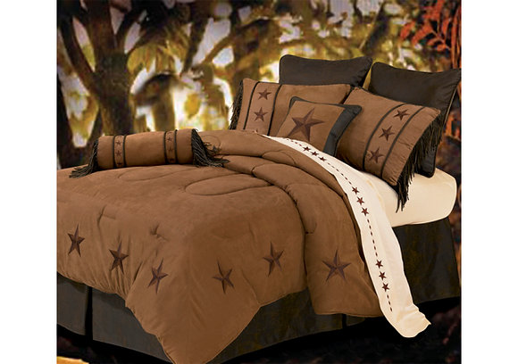 Laredo Comforter Set, Super Queen