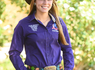 Whatakid of the Month: Region 8's Kate Aleese McNeill