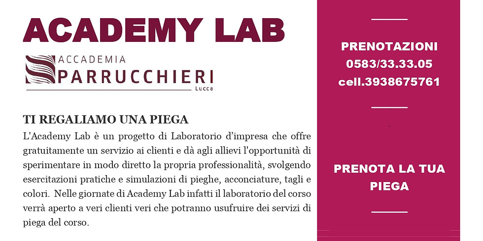 ACADEMY LAB LUCCA (1)