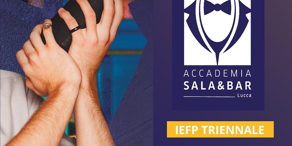 IEFP ACCADEMIA SALABAR- Open Day presentazione corso