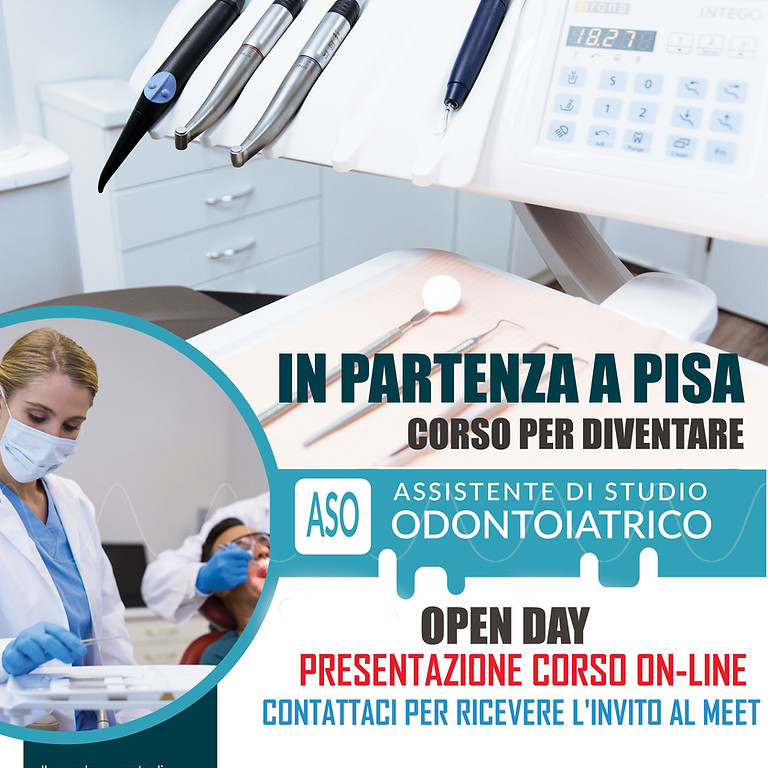ASO PISA - Open day presentazione corso