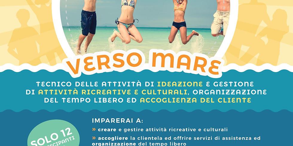 VERSO MARE - Open day presentazione corso
