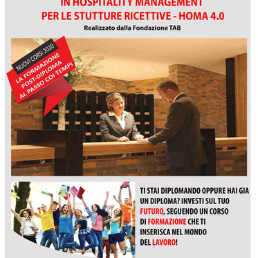 HOMA 4.0 – Hospitality management per le strutture ricettive