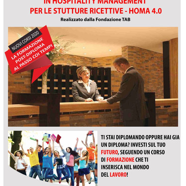 HOMA 4.0 – Hospitality management per le strutture ricettive