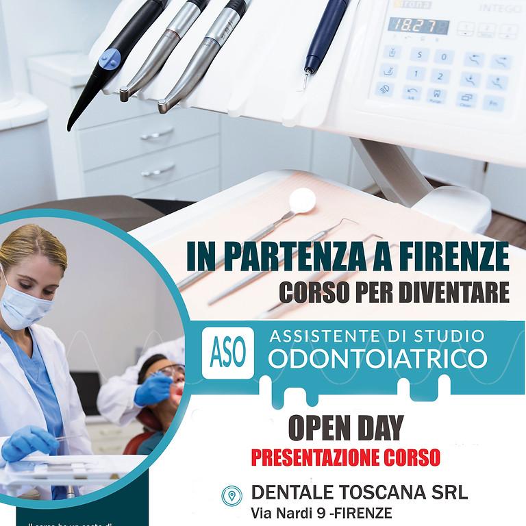 ASO FIRENZE - Open day presentazione corso