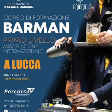 BARMAN - Nuovo corso in avvio
