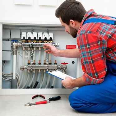 Addetto alla preparazione, installazione, manutenzione e controllo degli impianti termo-idraulici