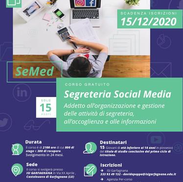 SeMed - Segreteria Social Media